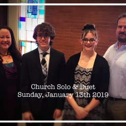 Church Solo and Duet