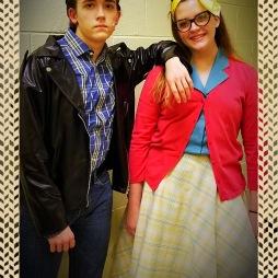 Doody and high school girl