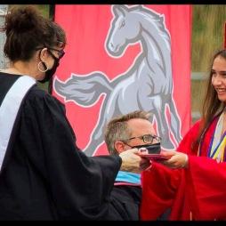 2021 Graduate: Zoe T.