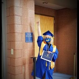 2021 Graduate: Faith R.