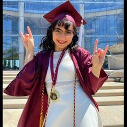 2021 Graduate: Effie R.